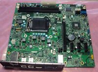 """Dell Optiplex 390 """"DT"""" Style Case Desktop Motherboard 0M5DCD With I/O Backplate"""