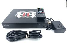 Sony BDP-S1500 Blu-ray/DVD Player with Remote, Power Cord, HDMI Cable