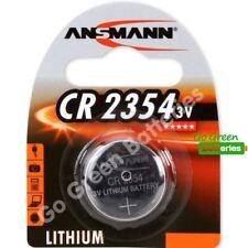 1 x Ansmann CR2354 3V Lithium Coin Cell Battery 2354, DL2354, BR2354, LM2354