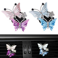 Schmetterling Lufterfrischer Clip Auto Parfüm Vent Outlet Duft Auto ZubehörZWXUI
