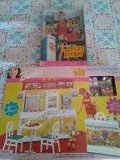 Barbie Mcdonalds Fun Time Playset &