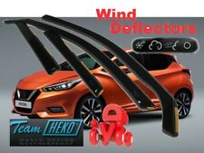 NISSAN MICRA  K14   2017 -   5.doors  Wind deflectors  4.pc set HEKO 24297