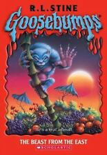 Goosebumps #43: The Beast from the East, Stine, R.L., Stine, R L, Good Condition