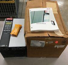 NEW IN BOX DANFOSS AC DRIVE VLT5004PT6C20STR0DLF00A00C0