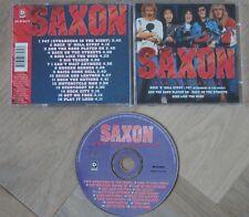 Saxon The collection - 1996 Disky