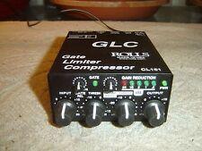 Rolls CL151, Gate Limiter Compressor