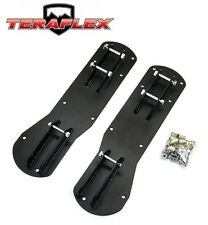 TeraFlex Third Row Seat Bracket Kit for 07-16 Jeep Wrangler JK 4 Door 4934200