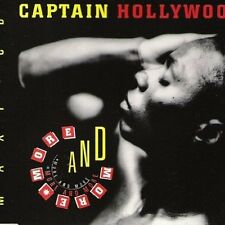 Captain Hollywood Project more and more (1992) [Maxi-CD]