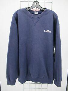 K0130 VTG Men's Carhartt Crewneck Pullover Sweatshirt Size XL