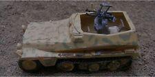 MGM 080-017 1/72 Resin WWII German SdKfz 250/4 Mobile AA Vehicle