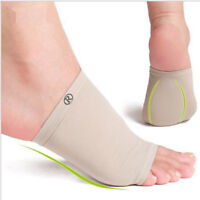 Feet Fasciitis Pain Relief Foot  Plantar Arch Support Pads Compression Socks YS
