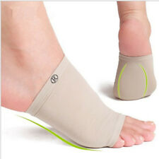 1 Pair Heel Pain Relief Plantar Fasciitis Insole Pad& Arch Support Shoes Insert