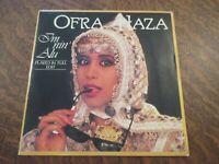 45 tours OFRA HAZA im nin' alu (played in full edit)