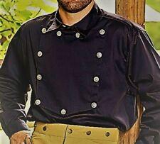 """Sass Cowboy"", ""Old West"" Ranger Style Bib Shirt, Brand New Size Medium"
