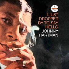 Johnny Hartman I JUST DROPPED BY TO SAY HELLO 180g GATEFOLD Impulse NEW VINYL LP