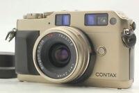 [Near MINT ]  Contax G1 Rangefinder 35mm Film Camera w/  Biogon 28mm f/2.8 JAPAN
