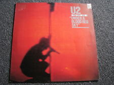 U2-Under a Blood Red Sky LP-Made in Portugal-Rock-IMA 3 P
