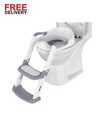 Potty Training Seat with Step Stool Ladder, Potty Toilet for Kids