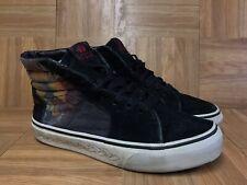 RARE🔥 VANS x MASTODON SK8-Hi Vintage Shoes Sz 5.5 Men's - 7 Women's