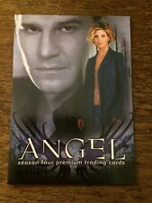 Angel Season 4 Promo Card A4-2