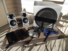 Logitech Z-2300 THX 2.1 Speaker System & Subwoofer - broken controller pod