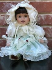Amanda By Timeless Treasures Porcelain Dolls Limited Edition Collectors 2001