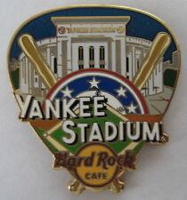 Hard Rock Cafe Yankee Stadium, NY Core Greeting From Guitar Pick Pin Series 2017