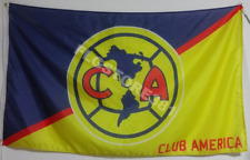 Club America Flag Banner 3x5ft Mexico Futbol Soccer Bandera