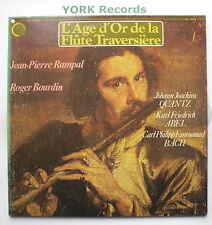 CV.25015 - L'AGE D'OR DE LA FLUTE TRAVERSIERE - Excellent Con Double LP Record