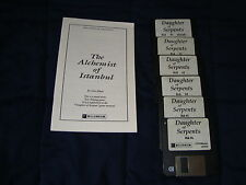 Daughters of Serpents PC game original w/ role playing game supplement rare
