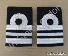 Epaulette Army VNMC Rank Silver for LT Commander R716
