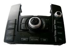 Audi q7 MMI 3g Bedienteil mit Drehknopf Joystick 4l0919611b 2008-2012