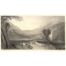 Print - J.M.W Turner: Apollo and Daphne in the vale of Tempe - Ready to frame