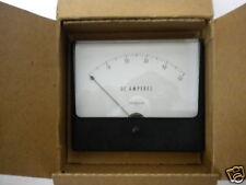 SIMPSON MODEL 1329 0-50 DC AMPERES NEW 1329