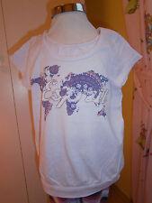 (46) T-Shirt von Esprit Größe 92/98 für modische Mädchen!!!