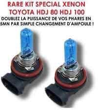 Kit Ampoules 9005 Xenon 100W HDJ 80 LC100 LAND CRUISER toyota