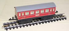 BK-016 -- DISTLER -- Wagon -- Voiture voyageurs 1ère/2ème classe