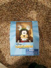"Disney California Adventure Annual Passholder 3"" Vinylmation Goofy Figure / Doll"