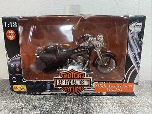 Maisto 1:18 Harley-Davidson FLSTS Heritage Springer Series 3 95th Ann. NEW