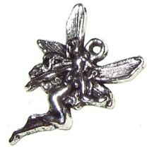 10 pieces Butterfly Angel Alloy Charm Pendant - A0113