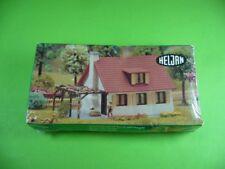 111K01 Alter HELJAN H0 1781 Bausatz: Wohnhaus mit off. Kamin und Pergola; Haus