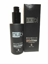 NUBI HAIR BOOSTING HAIR SERUM WITH MARULA OIL 2 OZ 60 ML