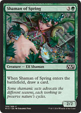 Shaman of Spring x4 EX/NM M15 2015 Core Set MTG Magic Cards Green Common