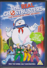 The Real Ghostbusters - The Complete First Season (1986) Series 1 UK R2 & R4 DVD