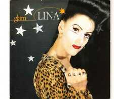 Lina - Glam - CDS - 1995 - Chanson Pop Cardsleeve 2 TR