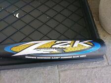 EASTON Z2K ZCORE SC500 ALLOY 33/28 2 3/4 Barrel Baseball Bat