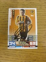 2014/2015 Autograph: Hull City - Brady, Robbie [Hand Signed 'Topps Match Attax'