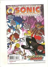 Archie Comics  Sonic The Hedgehog #256 A  Variant Edition