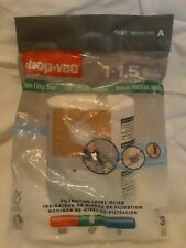 Shop Vac Filter Bags Type A 90667 1 Pack 1.5 Gallon New *Ships Free*