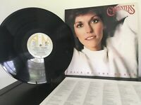 CARPENTERS ~ Voice Of The Heart ~ Vinyl LP Record 1983 ~ Final Album Excellent